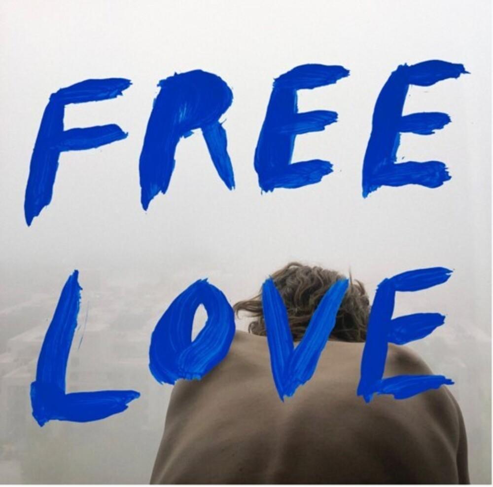 Sylvan Esso - Free Love [LP]