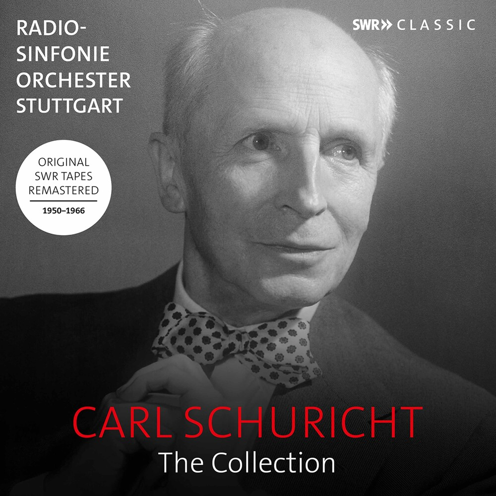 Carl Schuricht - Collection / Various (Box)