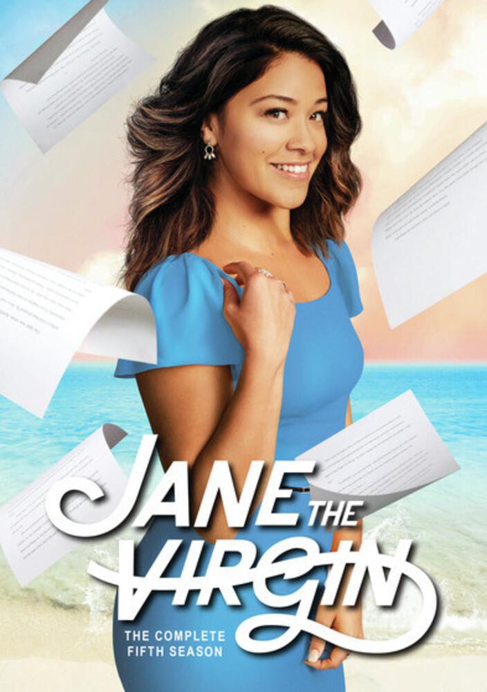 - Jane The Virgin: Season 5 (5pc) / (Box Full Mod)