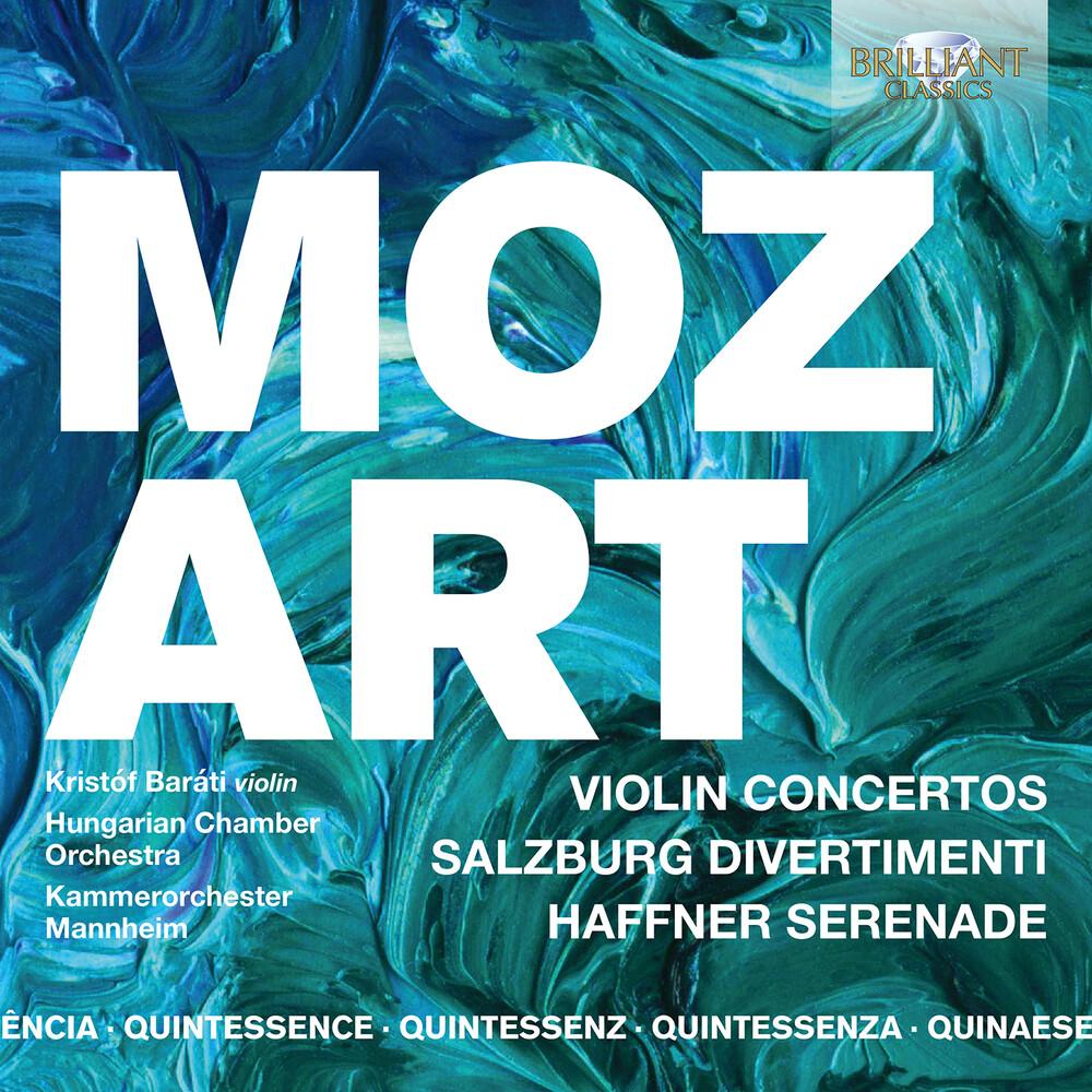 Mozart - Quintessence Mozart (Box)