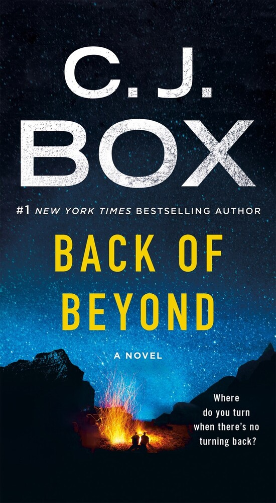 Box, Cj - Back Of Beyond: A Novel