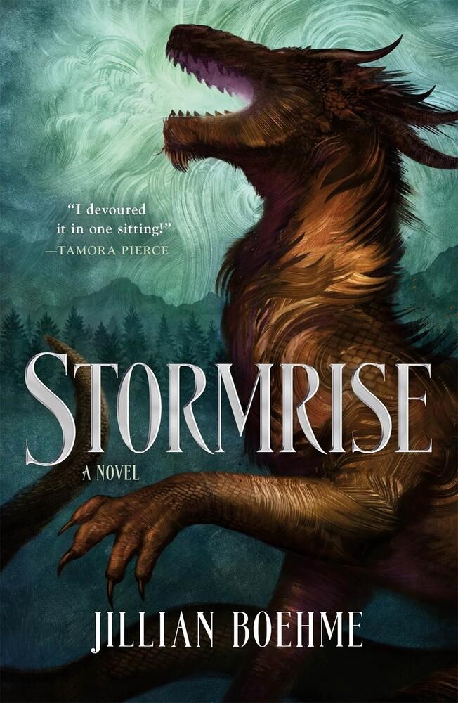 Boehme, Jillian - Stormrise: A Novel
