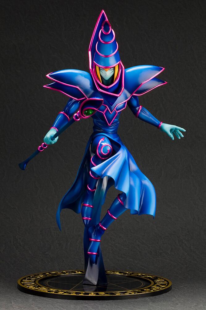 Yu-Gi-Oh! - Artfx J Dark Magician - Kotobukiya - Yu-Gi-Oh! - ARTFX J Dark Magician
