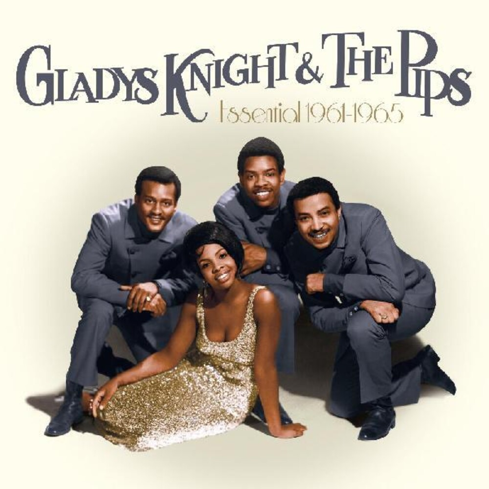 Gladys Knight & The Pips - Essential 1961-1965 [2CD]