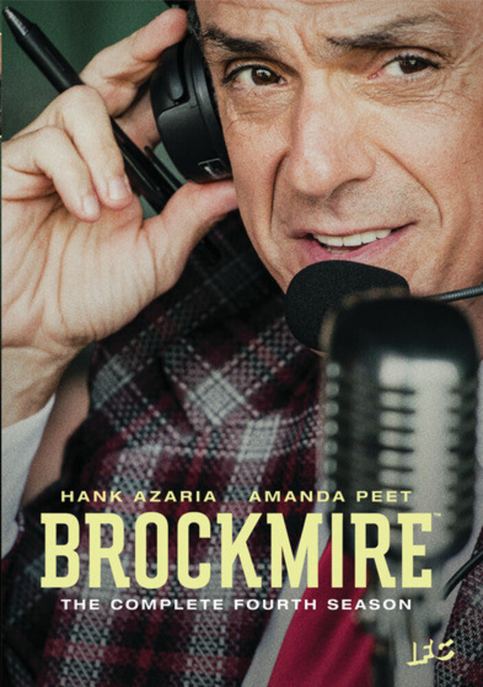 Brockmire: Seasons 4 - Brockmire: The Complete Fourth Season