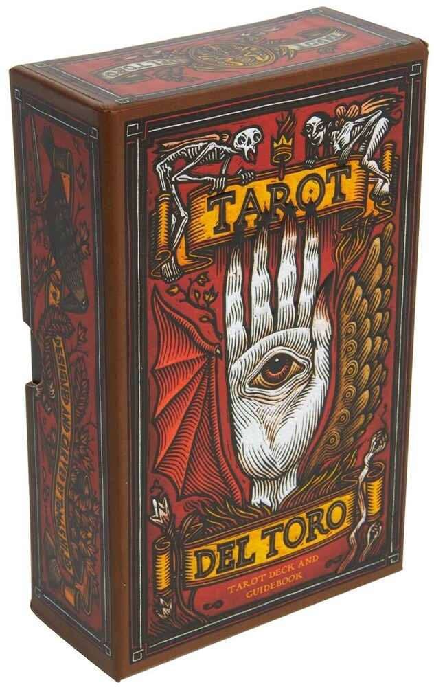 - Tarot del Toro: A Tarot Deck and Guidebook Inspired by the World ofGuillermo del Toro