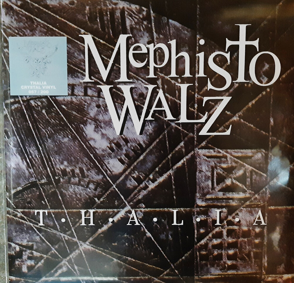 Mephisto Walz - Thalia [Clear Vinyl] [Limited Edition]