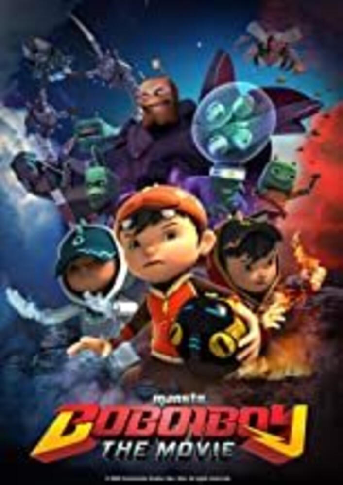 Boboiboy: The Movie - Boboiboy: The Movie