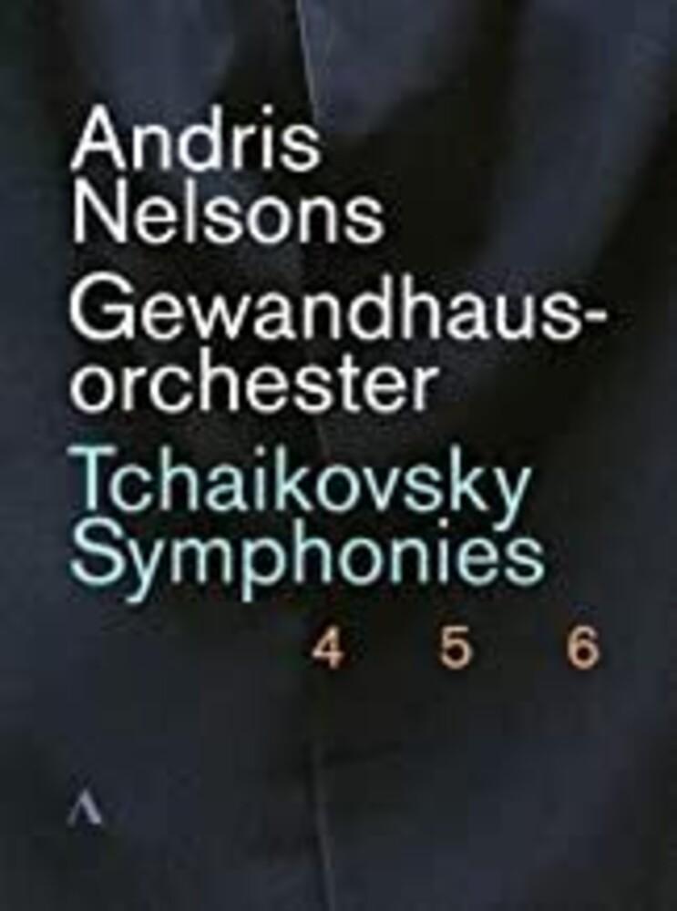 Tchaikovsky / Nelsons / Gewandhausorchester - Symphonies 4 5 & 6 (3pc) / (3pk)