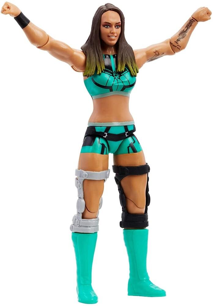WWE - Mattel Collectible - WWE Basic Figure Tegan Nox