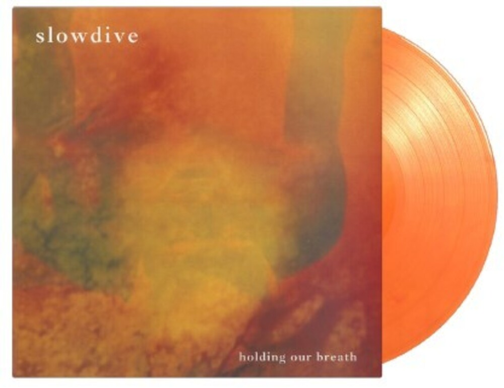 Slowdive - Holding Our Breath EP [Holding Our Breath [Limited 180-Gram 'Flaming' Orange Vinyl]