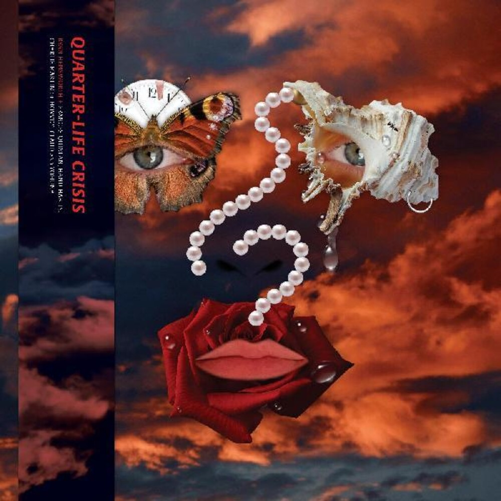 Quarter-Life Crisis - Quarter-Life Crisis EP [Red Vinyl]