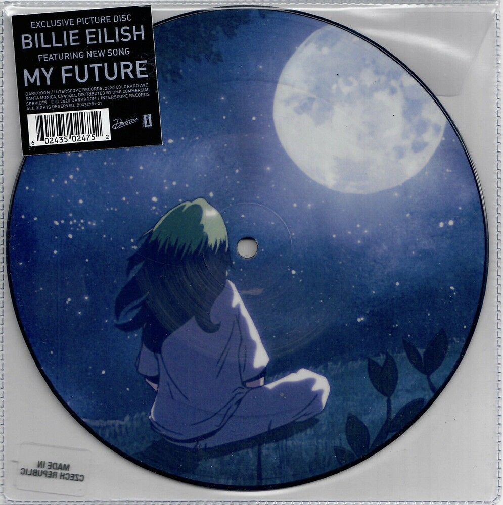 Billie Eilish - My Future [Import Limited Edition Picture Disc Vinyl Single]