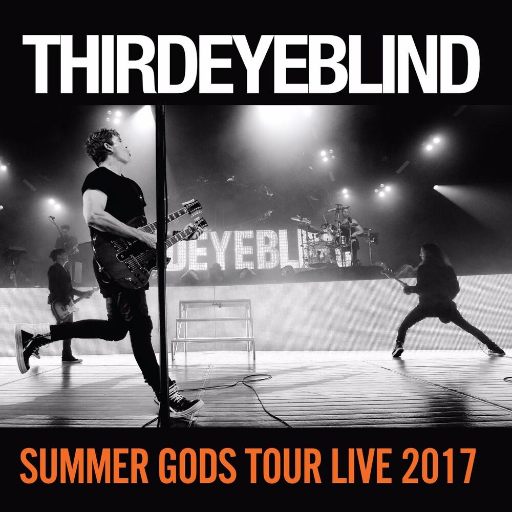Third Eye Blind - Summer Gods Tour Live 2017 [LP]