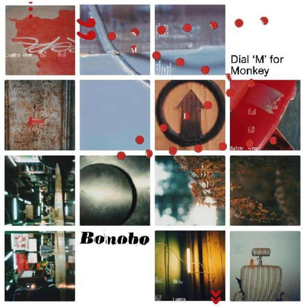 Bonobo - Dial 'M' For Monkey [LP]