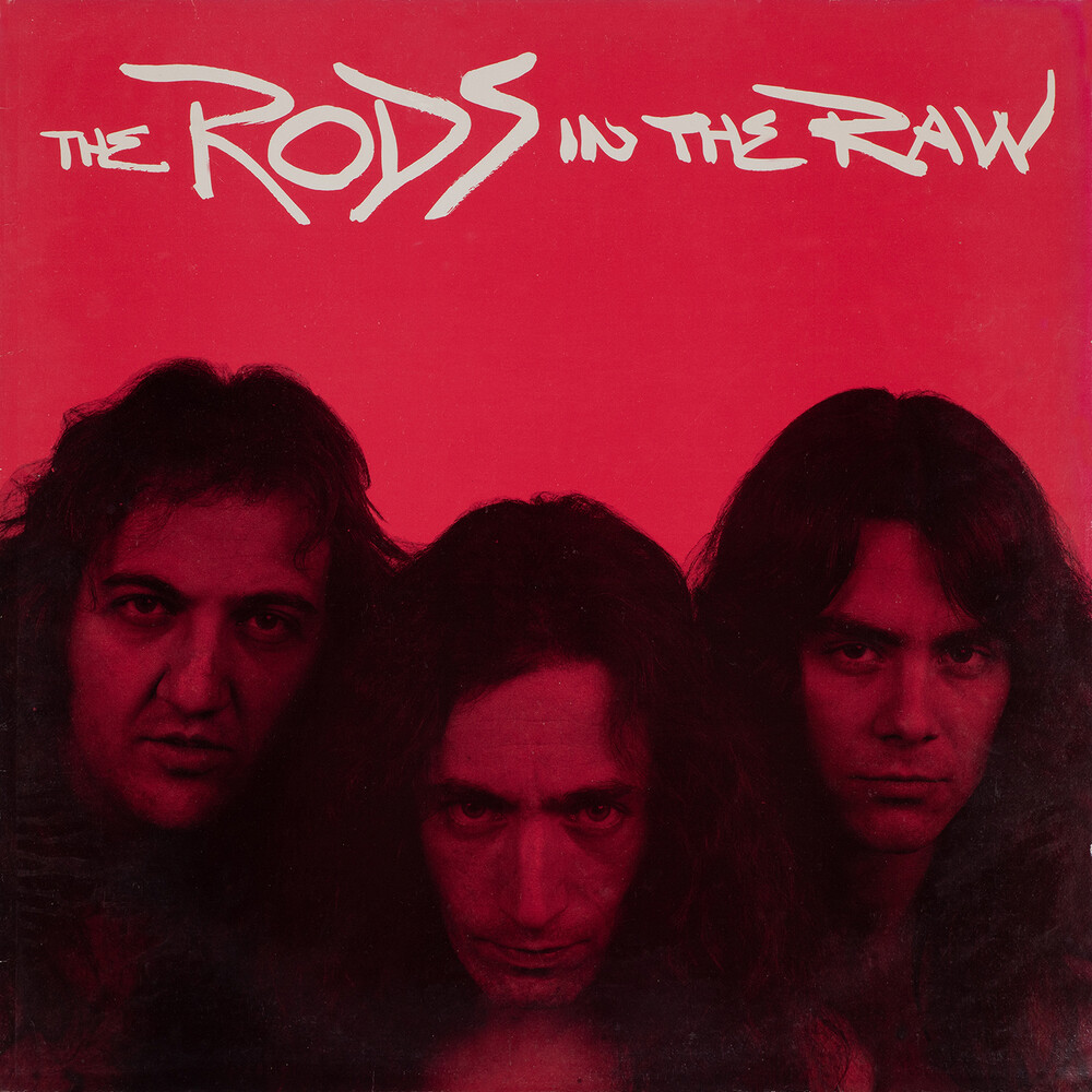 Rods - In The Raw (Bonus Tracks) [Deluxe] [With Booklet] (Coll) [Remastered]