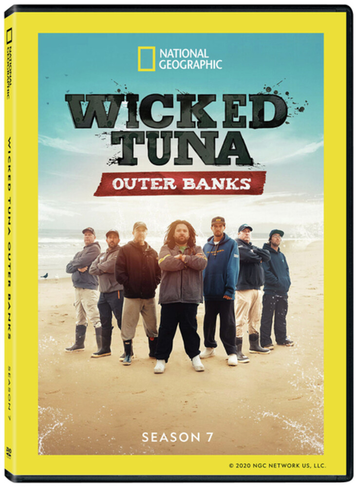 Wicked Tuna: Outer Banks - Season 7 - Wicked Tuna: Outer Banks - Season 7 (4pc) / (Box)