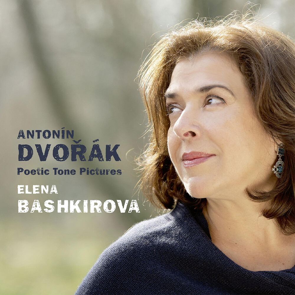 Dvorak / Bashkirova - Poetic Tone Pictures 85