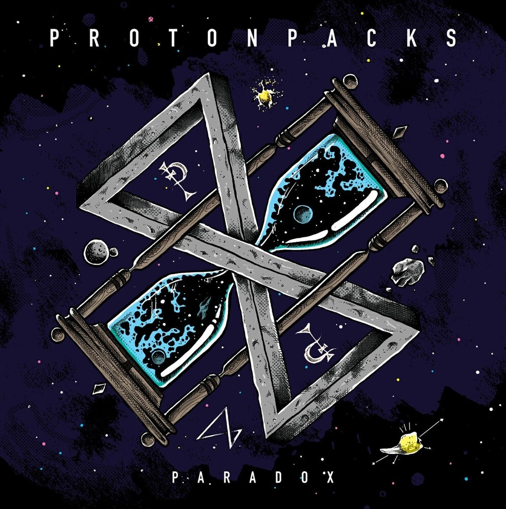 Proton Packs - PARADOX