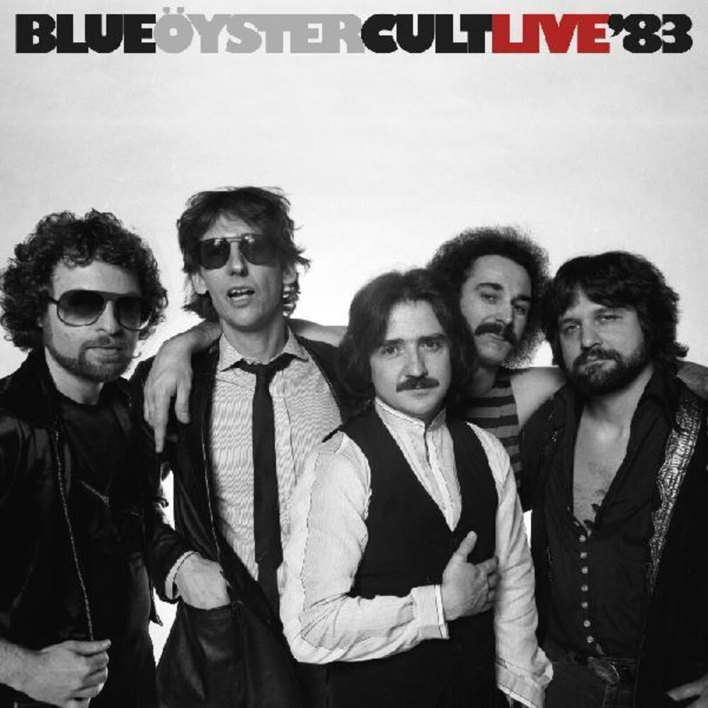 Blue Oyster Cult - Blue Oyster Cult: Live '83