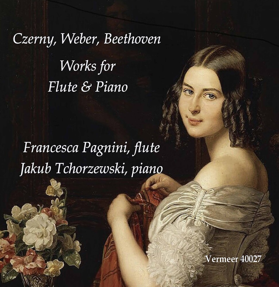 Francesca Pagnini - Works for Flute &Piano