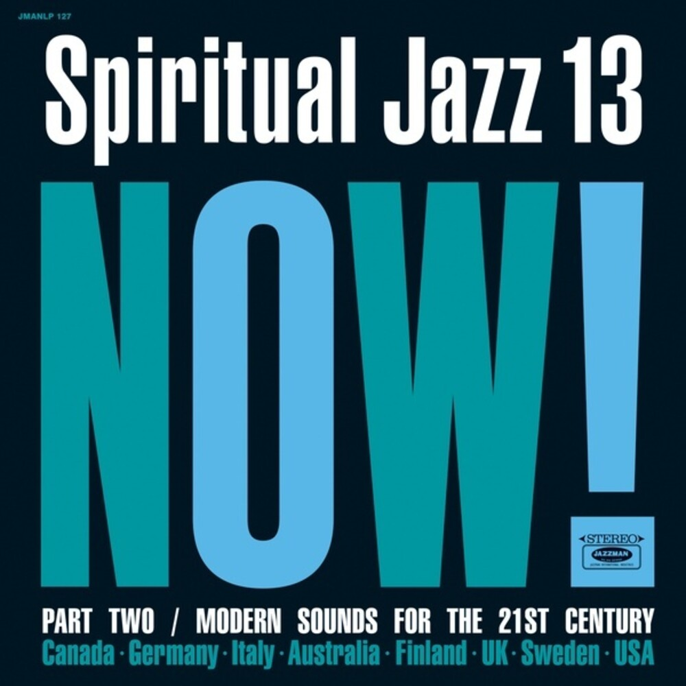 Spiritual Jazz 13 Now Part 2 / Various 2pk - Spiritual Jazz 13: Now Part 2 (Various Artists)