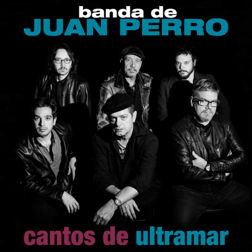 Juan Perro - Cantos De Ultramar (CD+Book)