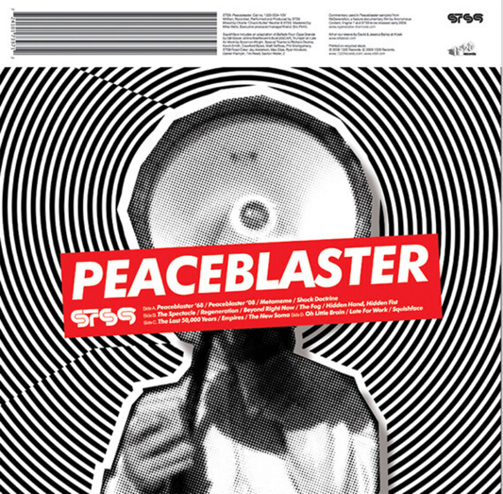 Sound Tribe Sector 9 - Peaceblaster