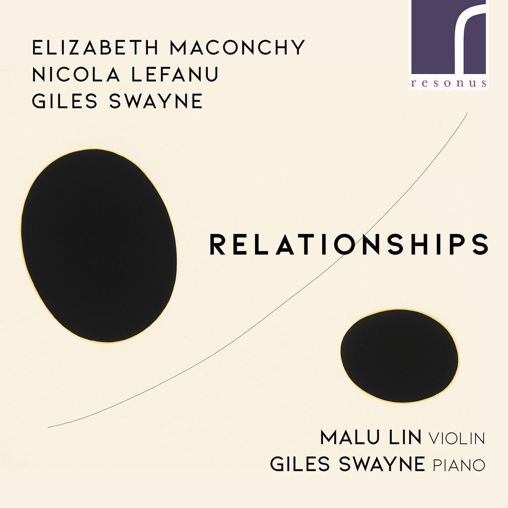 Lefanu / Lin / Swayne - Relationships