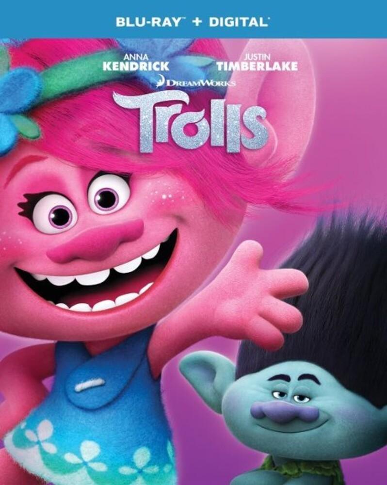 Trolls - Trolls / (Digc Mcsh)