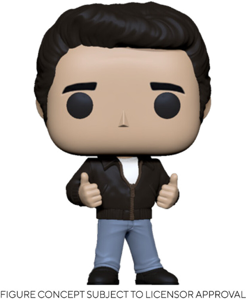 - FUNKO POP! TELEVISION: Happy Days - Fonzie