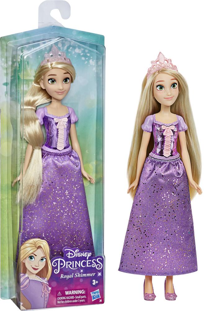 - Dpr Fd Royal Shimmer Rapunzel (Afig) (Clcb)