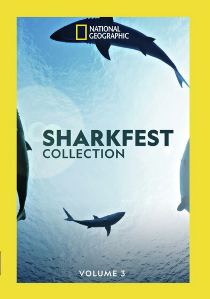 Sharkfest: Season 5 - Vol 3 - Sharkfest: Season 5 - Vol 3 / (Mod Ac3 Dol Ws)