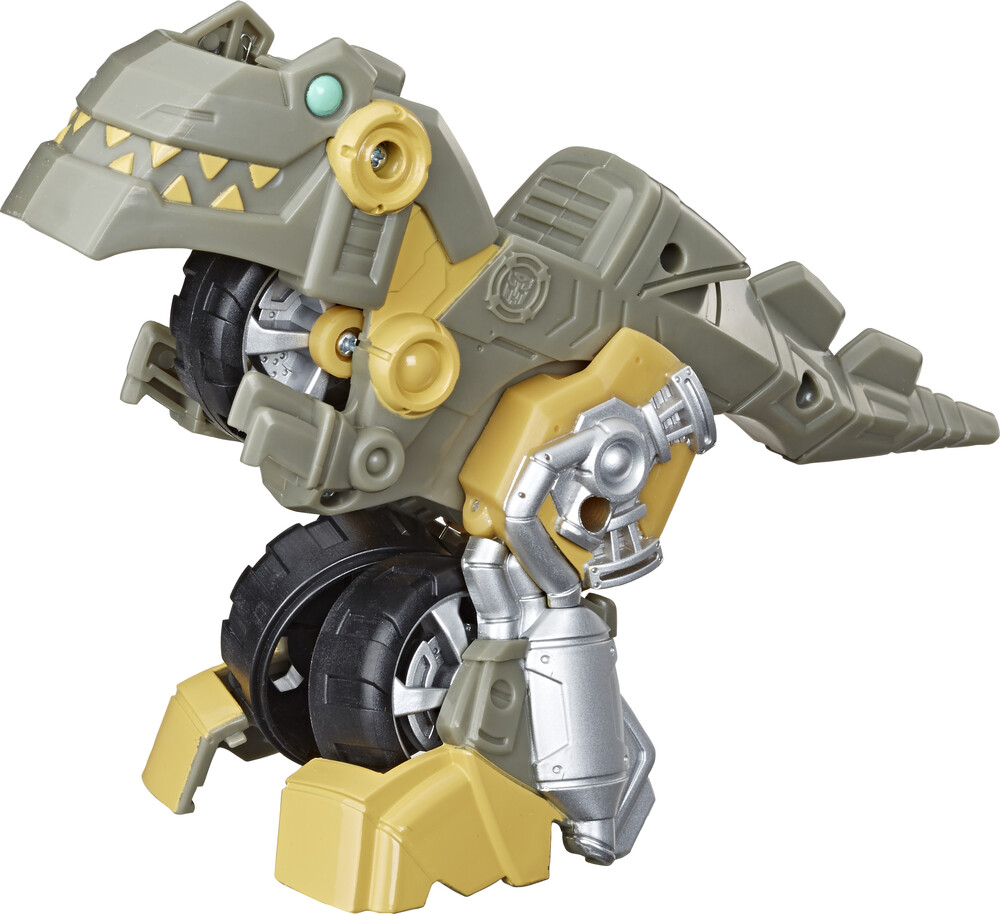 Tra Rbt Grimlock Motorcycle - Hasbro Collectibles - Transformers Rescue Bots Academy GrimlockMotorcycle
