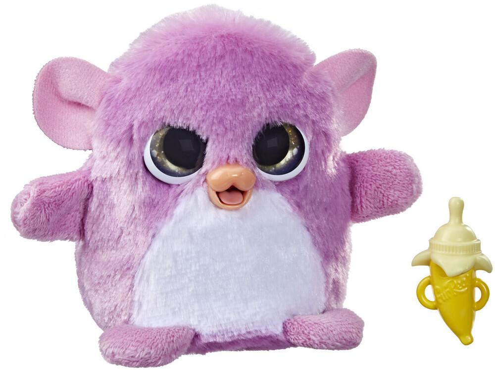 Frr Fuzzalots Monkey - Hasbro Collectibles - Furreal Friends Fuzzalots Monkey