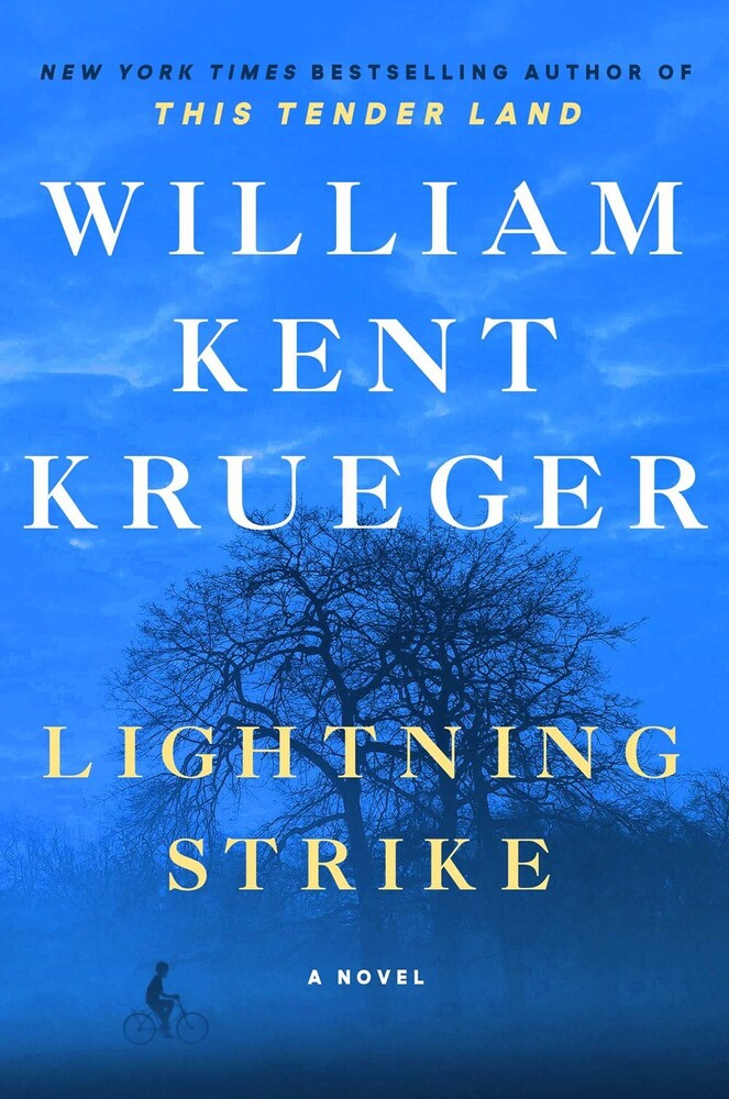 Krueger, William Kent - Lightning Strike: A Novel: A Cork O'Connor Mystery