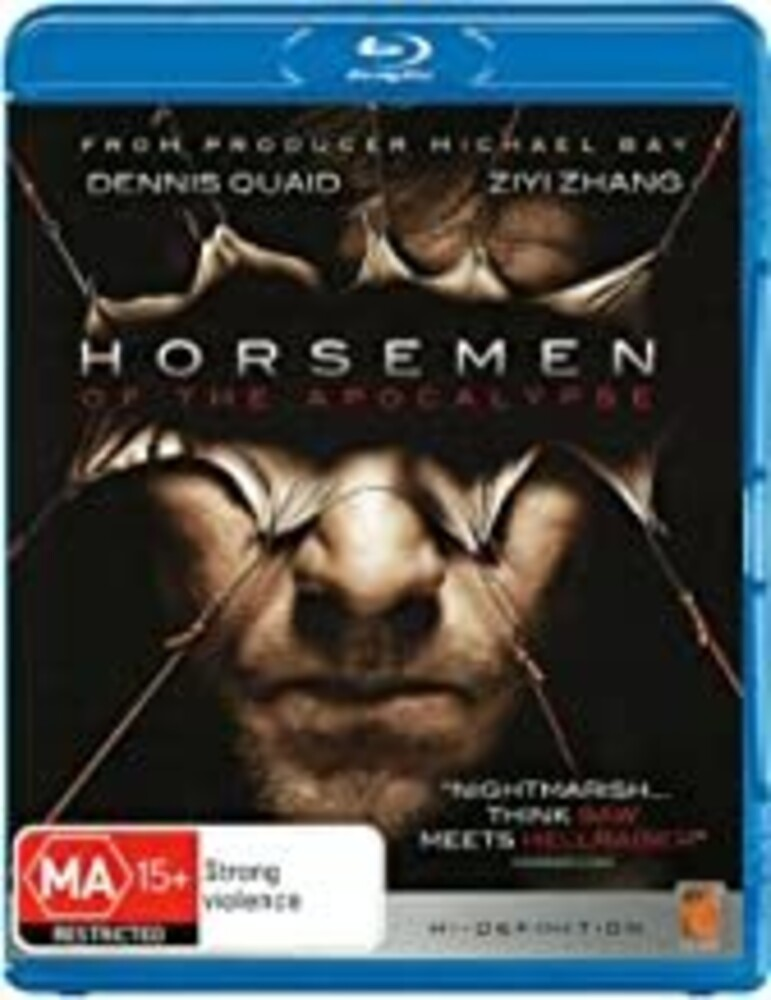 Horsemen of the Apocalypse - Horsemen of the Apocalypse (aka Horsemen)