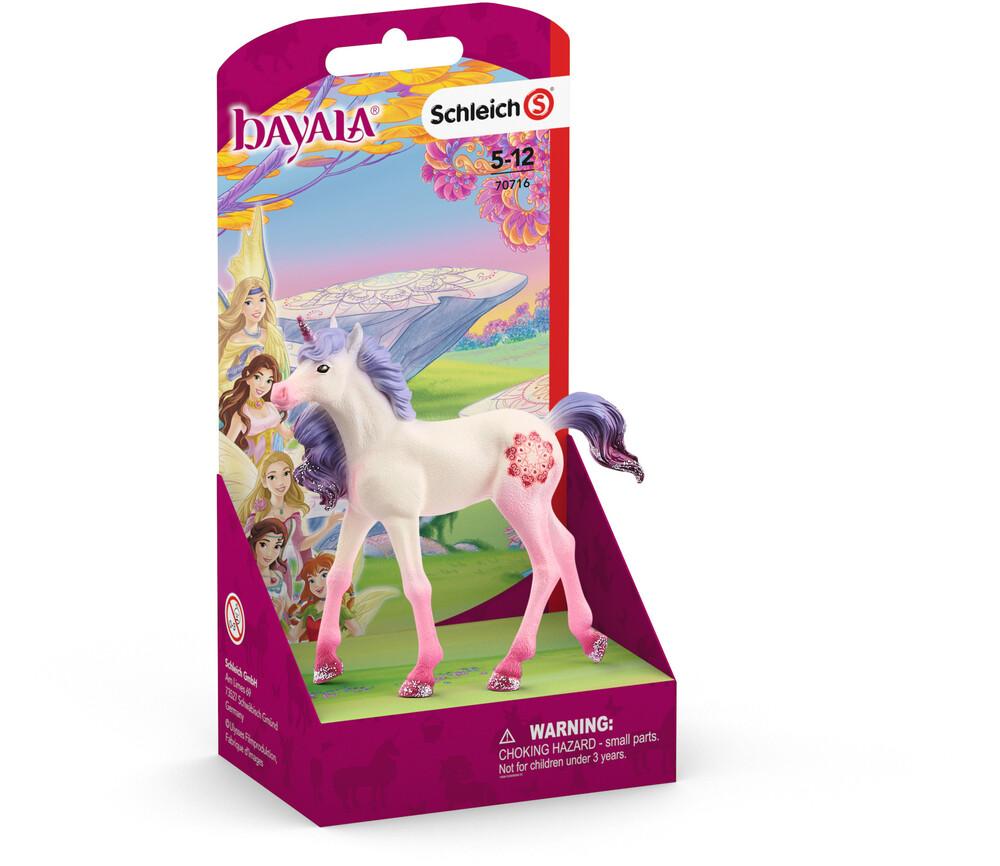 Schleich - Schleich Mandala Unicorn, Foal
