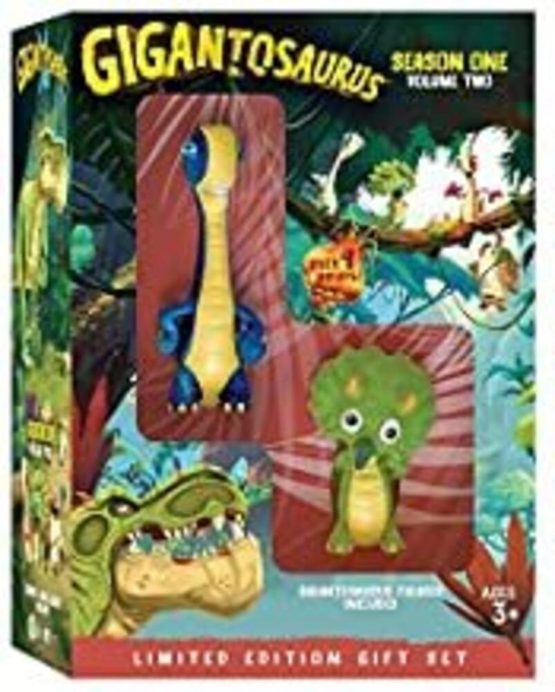 Gigantosaurus: Season 1 V2 Figures - Gigantosaurus: Season 1 V2 Figures (2pc)