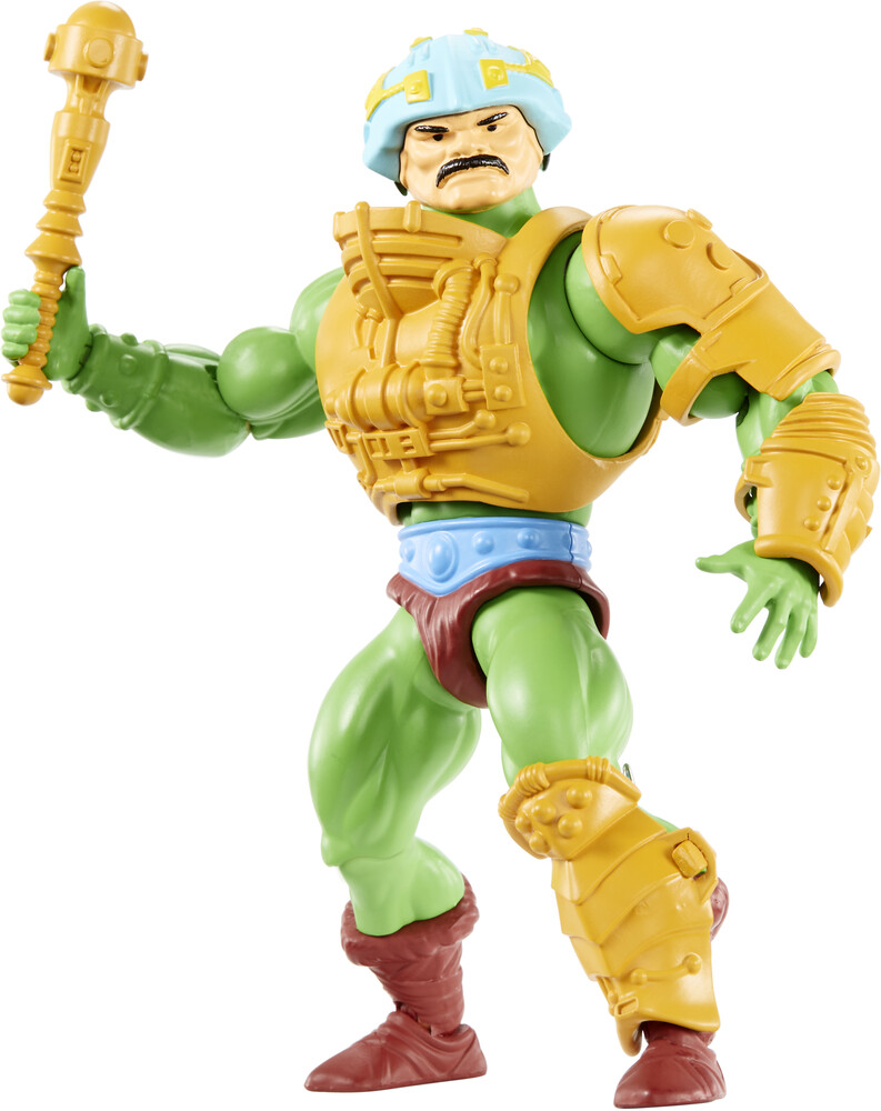 Masters Of The Universe - Mattel Collectible - Masters of the Universe Origins Man-At-Arms Action Figure (He-Man, MOTU)