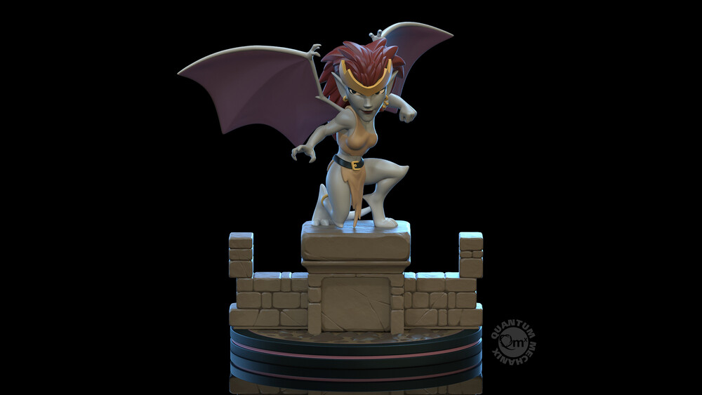 Gargoyles - Demona Q-Fig - Gargoyles - Demona Q-Fig