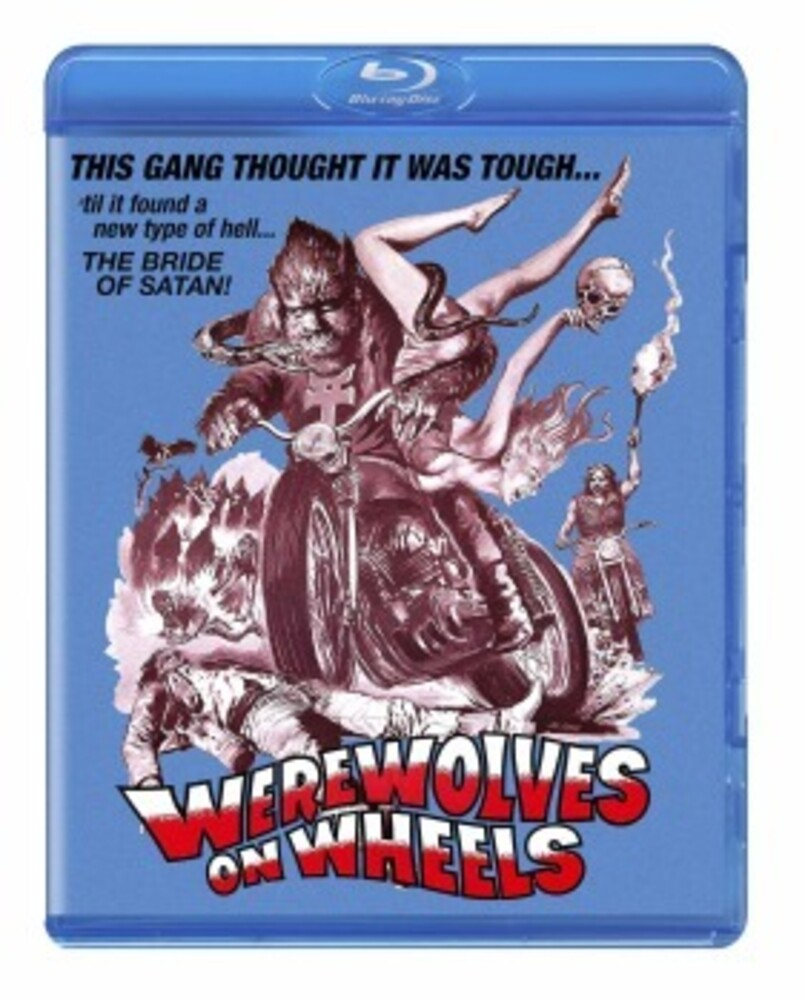 Werewolves on Wheels (1971) - Werewolves On Wheels (1971)