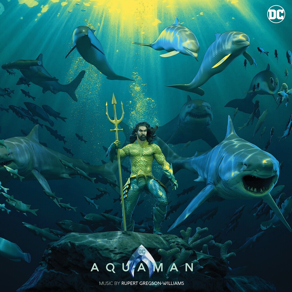 Gregson-Rupert Williams  (Blk) (Ogv) - Aquaman (Original Motion Picture Soundtrack)