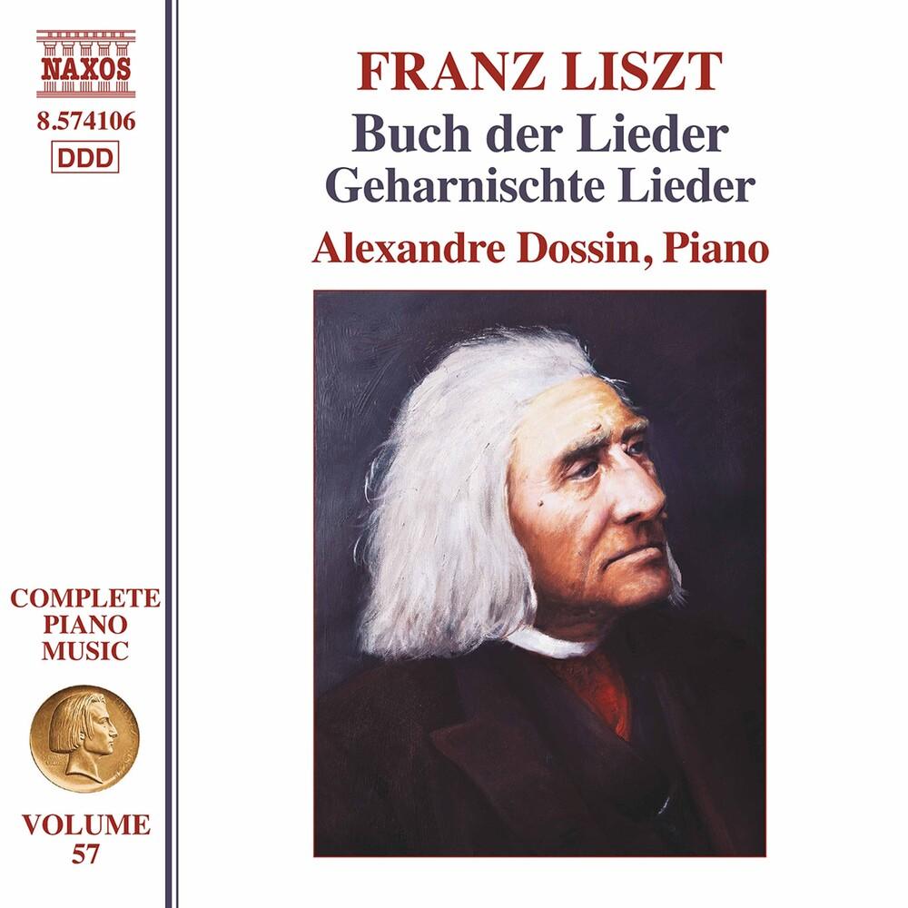 Alexandre Dossin - Buch Der Lieder