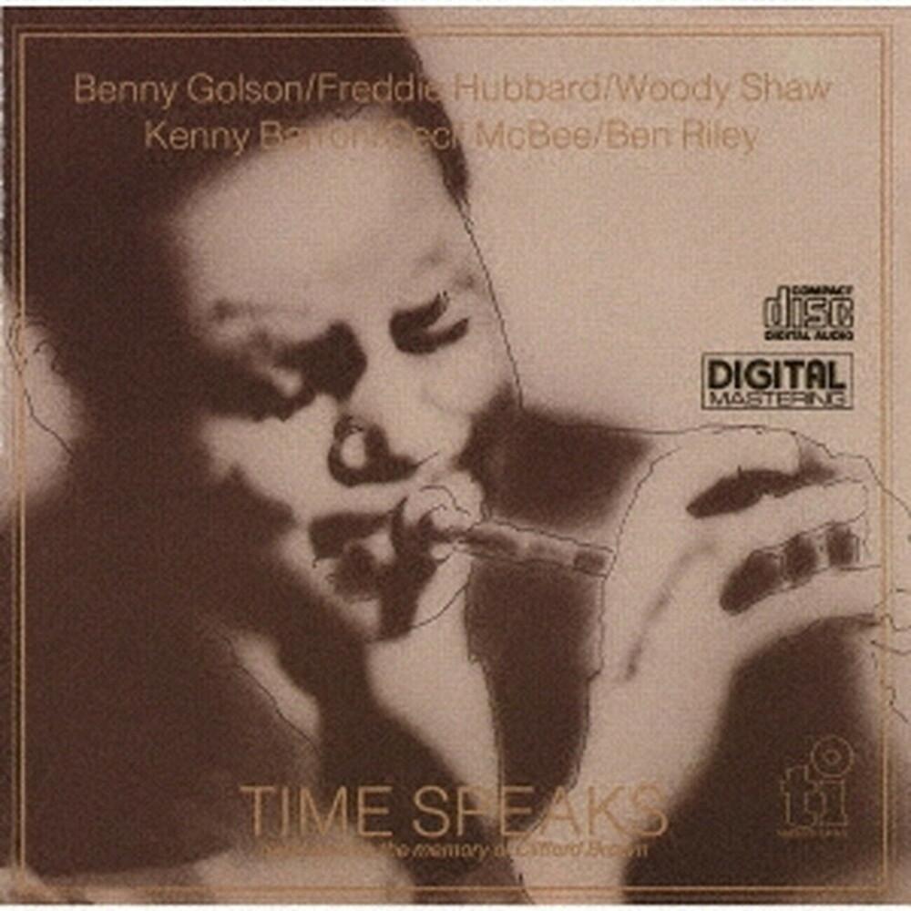 Freddie Hubbard  / Shaw,Woody / Golson,Benny - Time Speaks [Remastered] (Jpn)