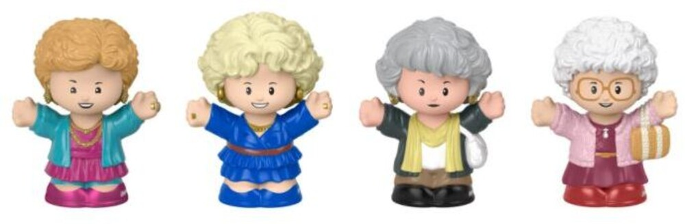 Little People - Fisher Price - Little People Collector: Golden Girls