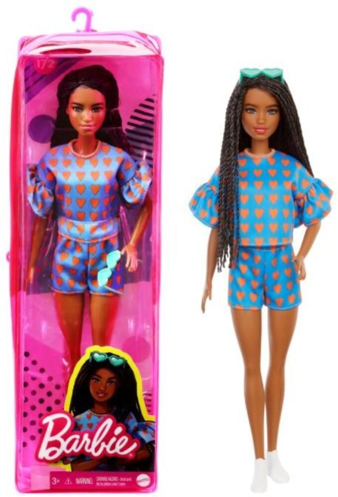 - Mattel - Barbie Fashionista Doll 17