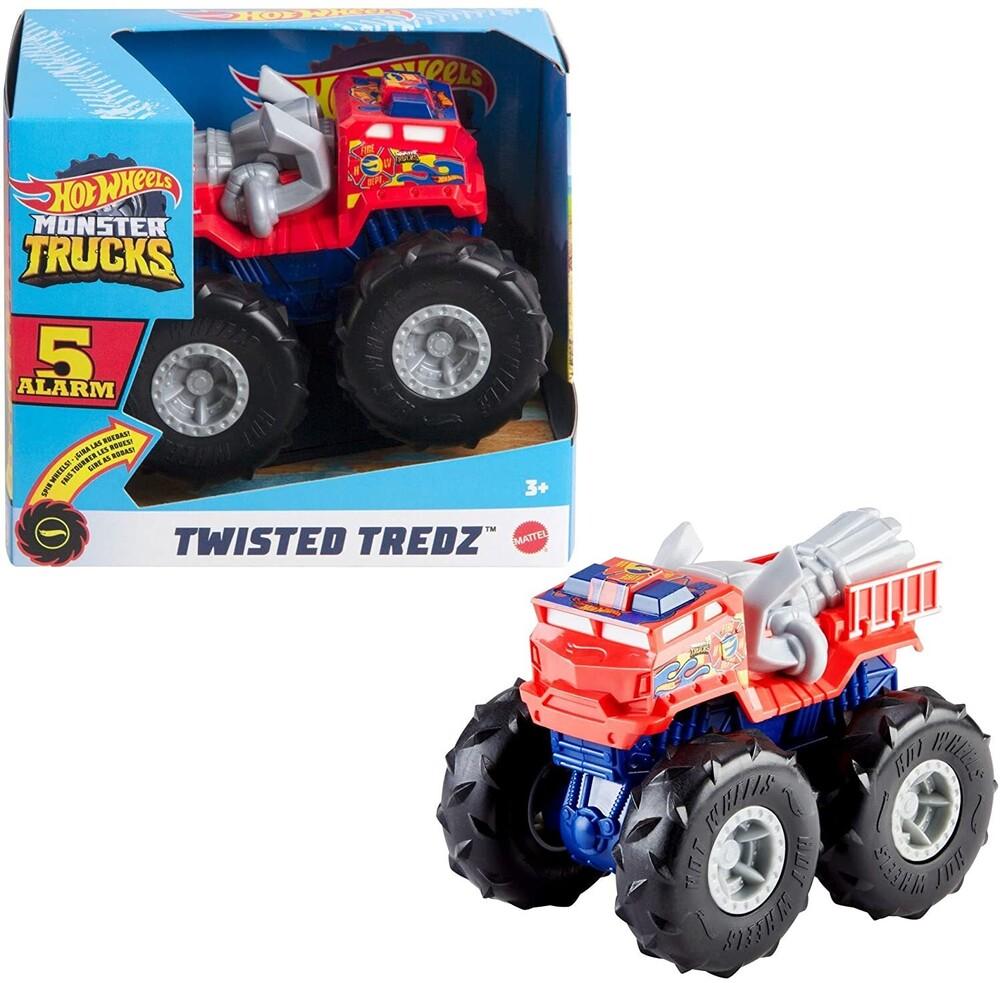 - Mattel - Hot Wheels Monster Trucks 1:43 5 Alarm