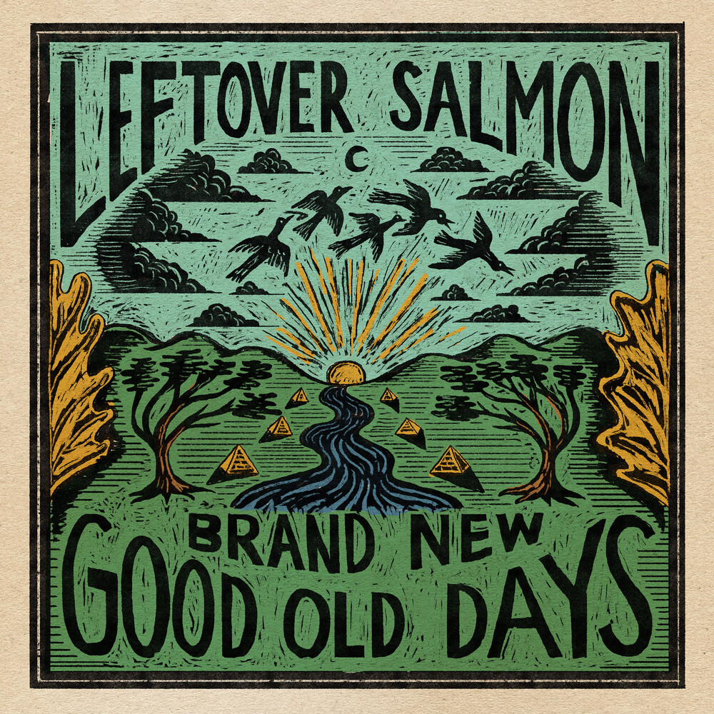 Leftover Salmon - Brand New Good Old Days [Colored Vinyl] (Ofv)