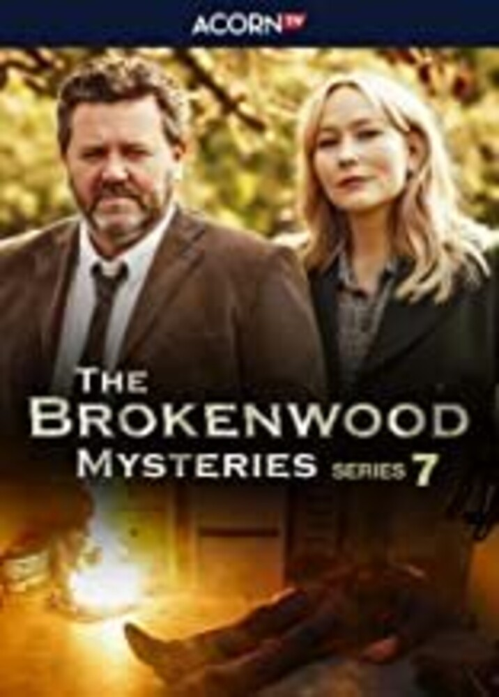 - Brokenwood Mysteries Series 7 Dvd (3pc) / (3pk)